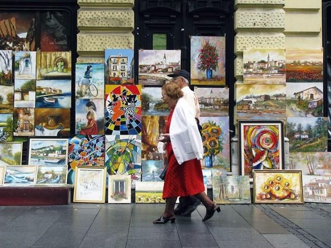 Khám phá cuộc sống thường nhật của người dân thủ đô Belgrade - anh 4