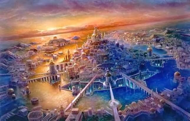 Sự mất tích bí ẩn của 5 thành phố cổ xưa trên Trái đất - anh 1