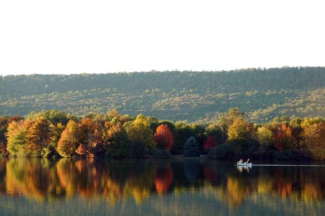 Ngắm mùa Thu tháng 10 đẹp đến ngỡ ngàng trên khắp thế giới - anh 13