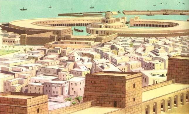 Sự mất tích bí ẩn của 5 thành phố cổ xưa trên Trái đất - anh 3