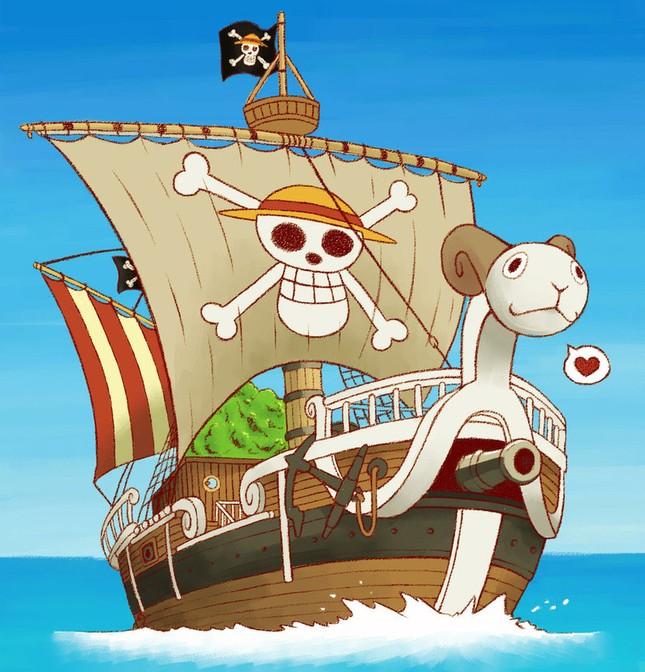 [One Piece] Những hình ảnh đẹp nhất của Thợ đóng thuyền siêu đẳng Franky - anh 2