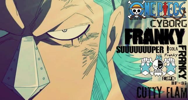 [One Piece] Những hình ảnh đẹp nhất của Thợ đóng thuyền siêu đẳng Franky - anh 9