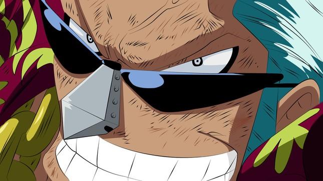 [One Piece] Những hình ảnh đẹp nhất của Thợ đóng thuyền siêu đẳng Franky - anh 10