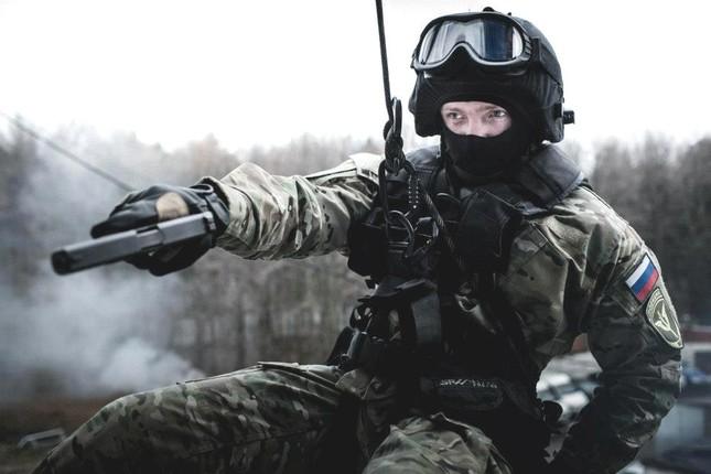 Những lực lượng siêu khủng Nga điều đến Syria với sứ mệnh: Tiêu diệt sạch IS - anh 2