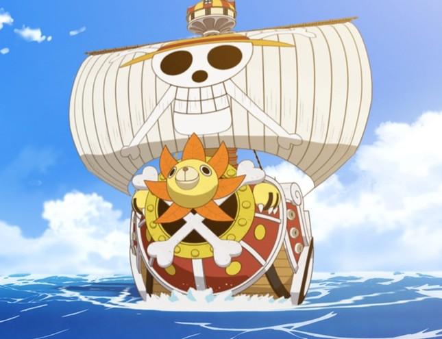 [One Piece] Những hình ảnh đẹp nhất của Thợ đóng thuyền siêu đẳng Franky - anh 4