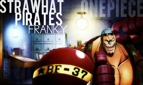 [One Piece] Những hình ảnh đẹp nhất của Thợ đóng thuyền siêu đẳng Franky - anh 11