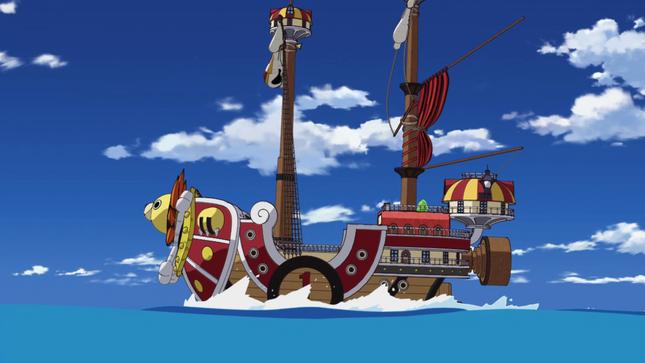 [One Piece] Những hình ảnh đẹp nhất của Thợ đóng thuyền siêu đẳng Franky - anh 5