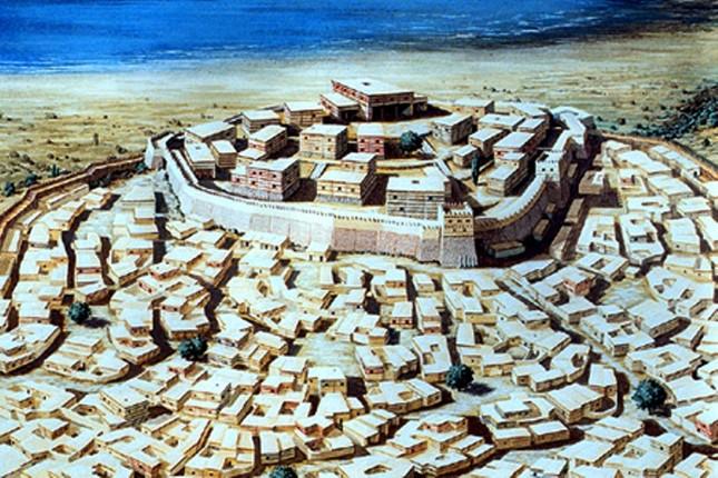 Sự mất tích bí ẩn của 5 thành phố cổ xưa trên Trái đất - anh 4