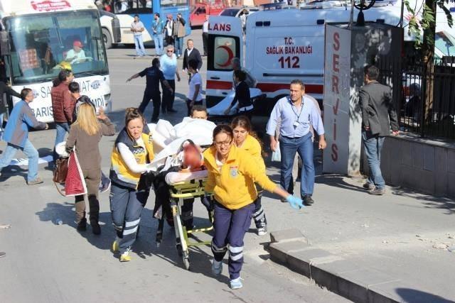 Toàn cảnh vụ đánh bom kép đẫm máu ở Thổ Nhĩ Kỳ, hơn 300 người thương vong - anh 4