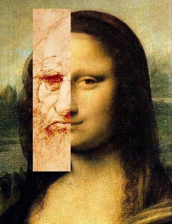 Nụ cười Mona Lisa - Bí ẩn 500 năm của giới học giả thế giới - anh 5