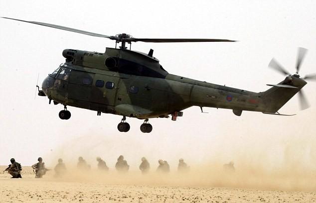 Tai nạn trực thăng liên tiếp, 10 người thiệt mạng và mất tích - anh 1