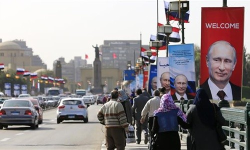 Không kích IS, ông Putin trở thành 'thần tượng' của người Trung Đông - anh 3