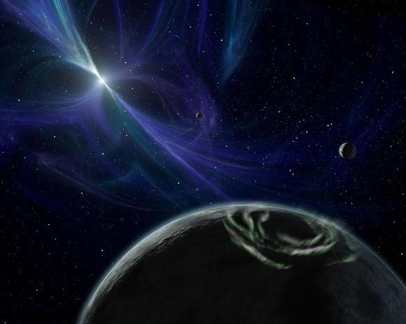 Ngoại hành tinh và những khám phá kỷ lục trong vũ trụ - anh 1