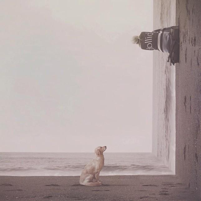 Ngắm thế giới không trọng lượng qua bộ ảnh của nhiếp ảnh gia Indonesia - anh 10