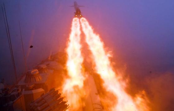 Chiến hạm Nga có thể diệt mọi mục tiêu IS từ Địa Trung Hải - anh 2