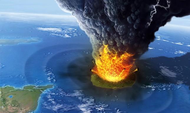 'Vụ nổ' Krakatoa 1883 - Thảm họa tự nhiên tồi tệ bậc nhất lịch sử nhân loại - anh 1