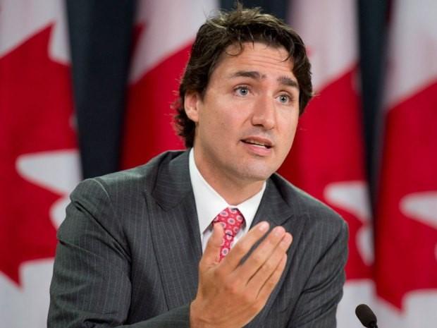 Tân Thủ tướng Canada tuyên bố rút khỏi liên minh chống IS - anh 1