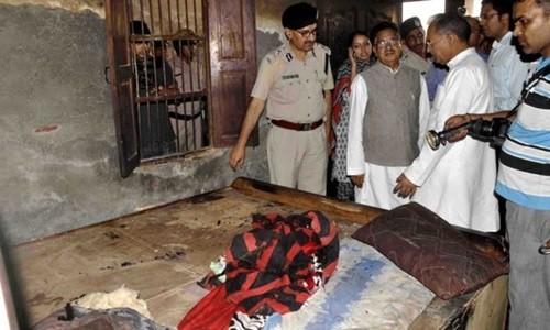 Bắt giữ 4 nghi phạm thiêu sống 2 trẻ em Ấn Độ - anh 2
