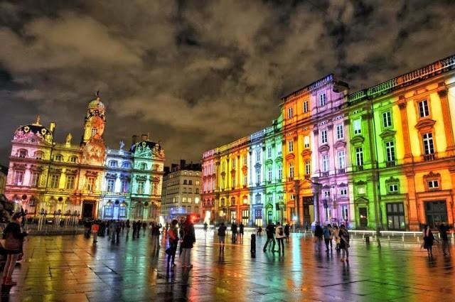 Khám phá nét hấp dẫn tinh tế của thành phố Lyon miền đông nam nước Pháp - anh 1
