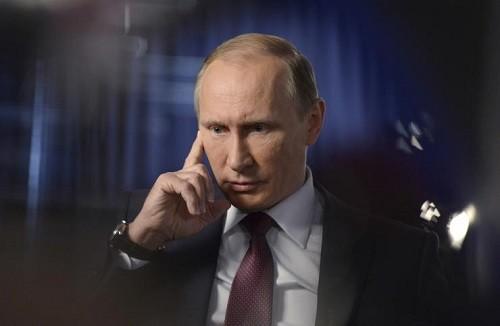 Ông Putin và những 'nước cờ' trong cuộc viễn chinh Syria - anh 1