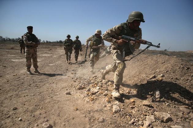Lính biệt kích Mỹ tử trận đầu tiên trong cuộc chiến với IS - anh 2