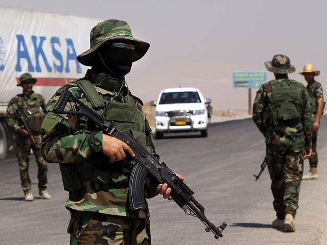 Tình tiết cuộc đột kích giải cứu 70 con tin khỏi tay IS của đặc nhiệm Mỹ - anh 1