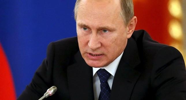 Tổng thống Nga thay đổi Chiến lược an ninh Quốc gia 2015 - anh 1
