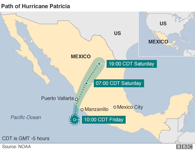 Siêu bão mạnh nhất bán cầu Tây đổ bộ Mexico, hàng nghìn người sơ tán - anh 2