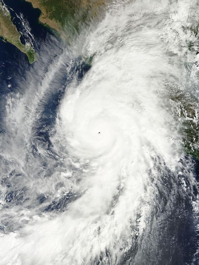 Siêu bão mạnh nhất bán cầu Tây đổ bộ Mexico, hàng nghìn người sơ tán - anh 1