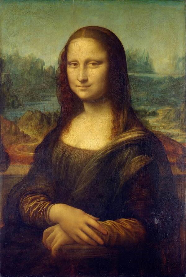 Giải mật 8 bí ẩn lớn nhất trong họa phẩm Mona Lisa của Da Vinci - anh 1