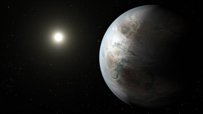 Những bằng chứng về sự tồn tại sự sống ngoài hành tinh - anh 10