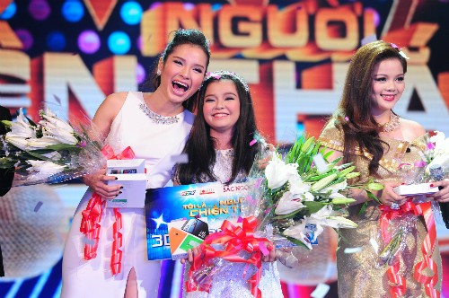 Lan Anh chiến thắng cuộc thi The Winner is - anh 1