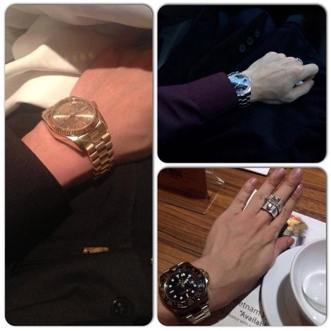 Kenny Sang tư vấn tặng quà 20/10: Yêu thật lòng phải tặng Rolex kim cương - anh 1