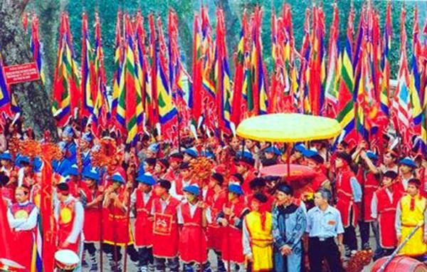 """Vinh danh """"Tín ngưỡng thờ cúng Hùng Vương ở Phú Thọ"""" - anh 5"""
