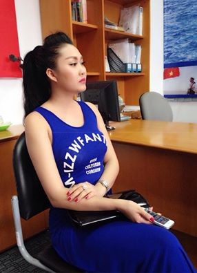 Phi Thanh Vân sảy thai vì quá áp lực - anh 1