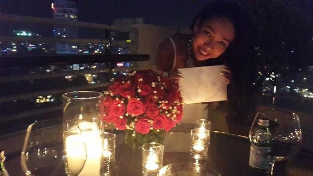 Thảo Trang Idol và bạn trai người Mỹ kỉ niệm 4 năm yêu nhau - anh 3