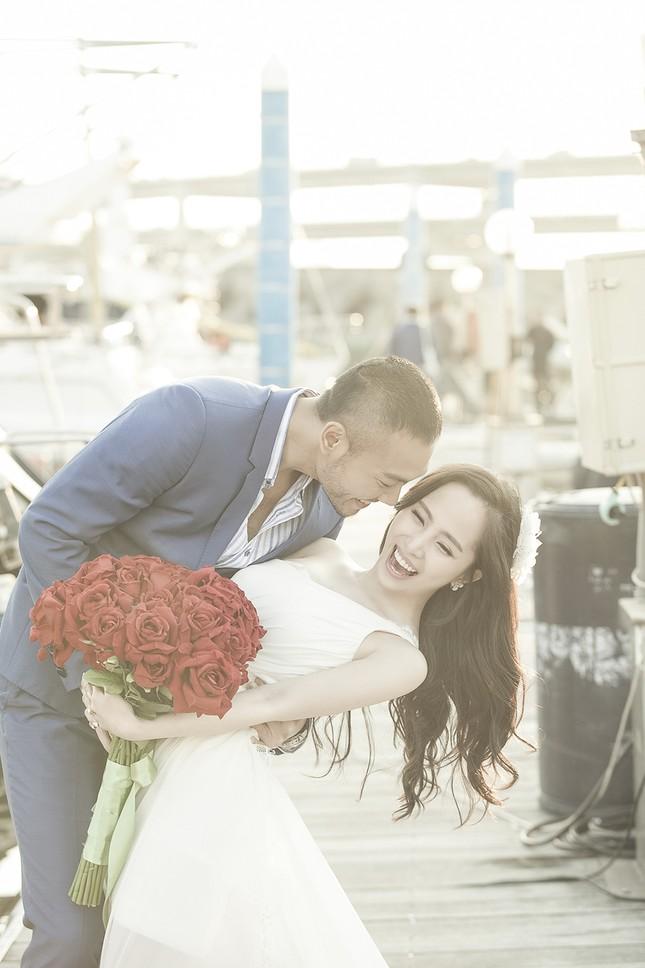 Ảnh cưới Quỳnh Nga - Doãn Tuấn chụp ở Hàn Quốc gây sốt - anh 14