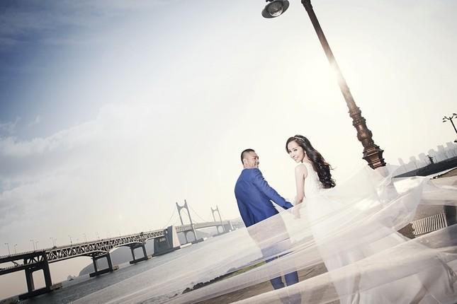 Ảnh cưới Quỳnh Nga - Doãn Tuấn chụp ở Hàn Quốc gây sốt - anh 5