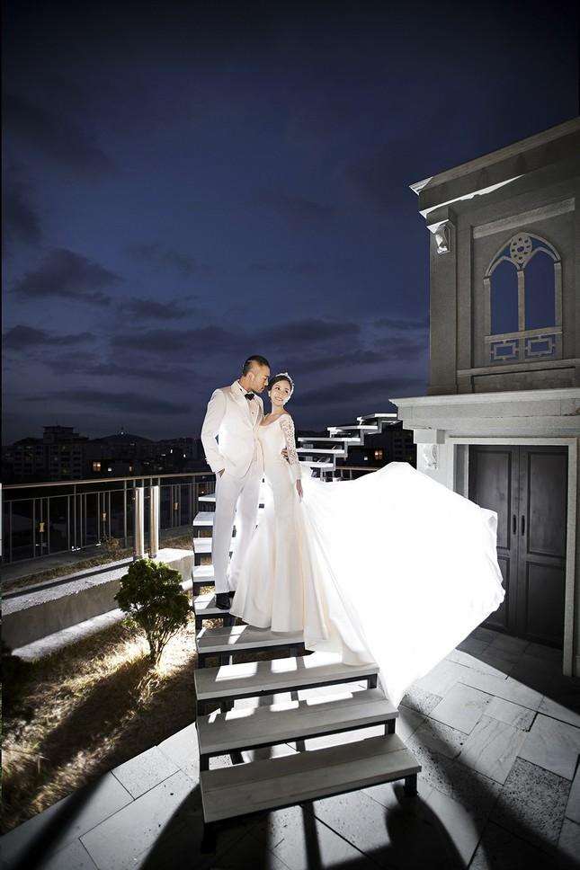 Ảnh cưới Quỳnh Nga - Doãn Tuấn chụp ở Hàn Quốc gây sốt - anh 4