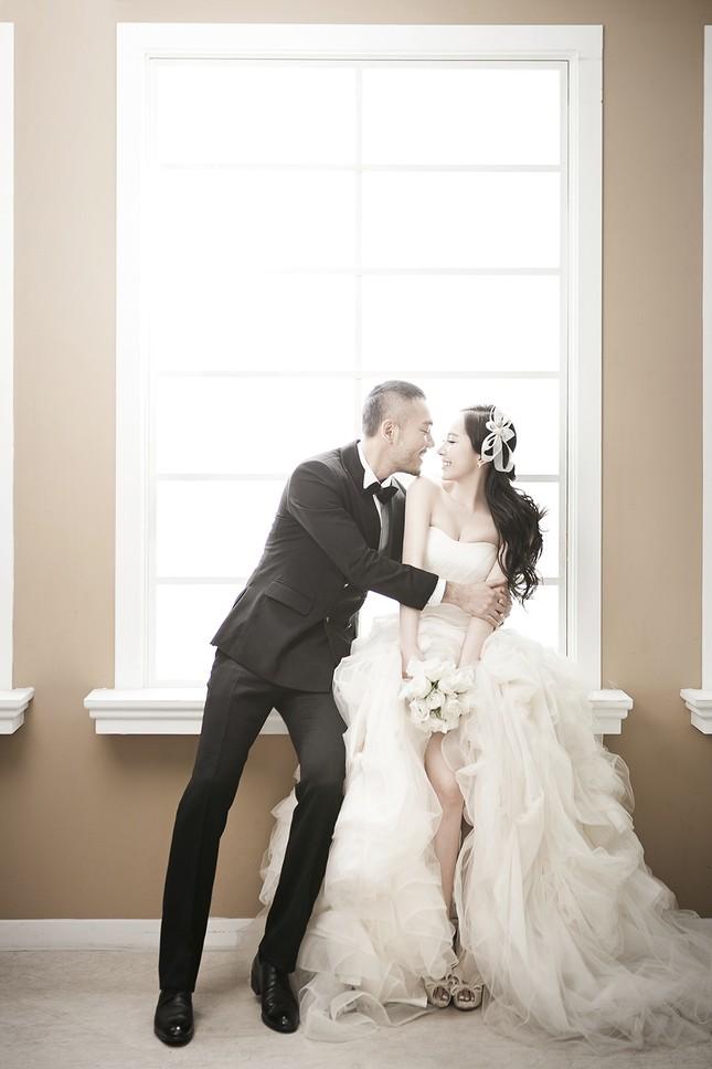 Ảnh cưới Quỳnh Nga - Doãn Tuấn chụp ở Hàn Quốc gây sốt - anh 6