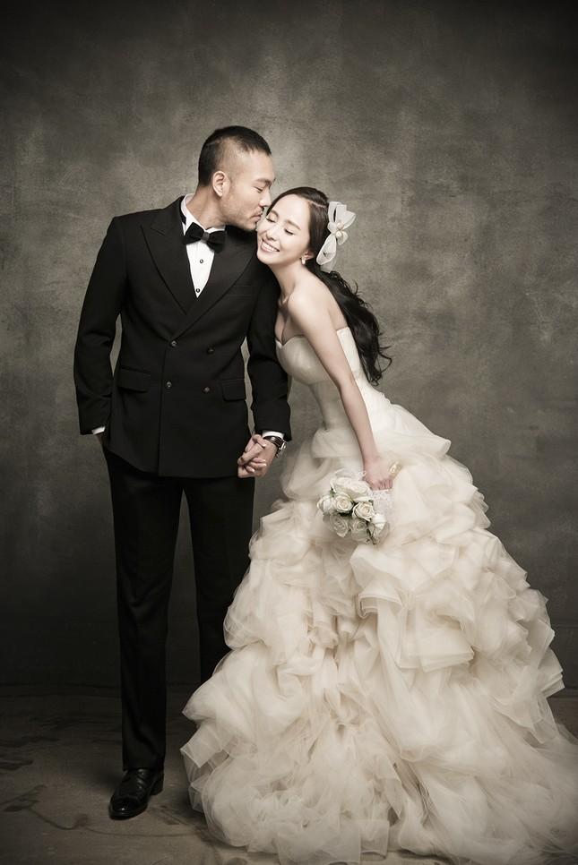 Ảnh cưới Quỳnh Nga - Doãn Tuấn chụp ở Hàn Quốc gây sốt - anh 7