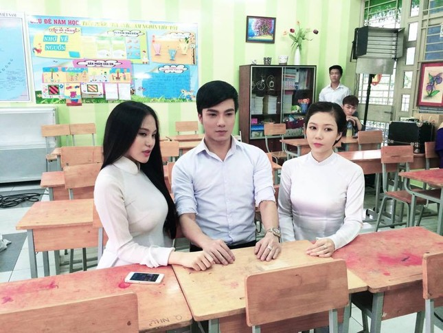 Kenny Sang: Ngày 20/11, tôi sẽ về trường với thầy cô - anh 2