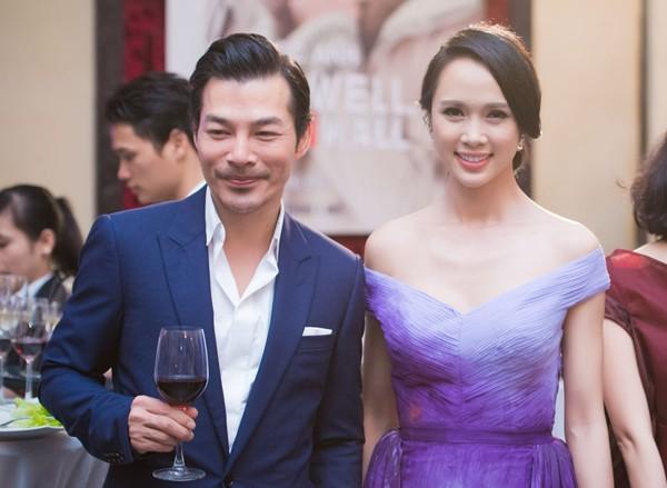 Trần Bảo Sơn đóng cảnh nóng với Vũ Ngọc Anh trong 6 tiếng - anh 1