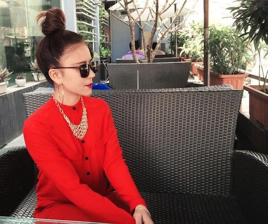 Chuyên gia thẩm mỹ lên tiếng về tỉ lệ vàng trên khuôn mặt bạn gái Kenny Sang, bác bỏ cáo buộc của cư dân mạng - anh 2