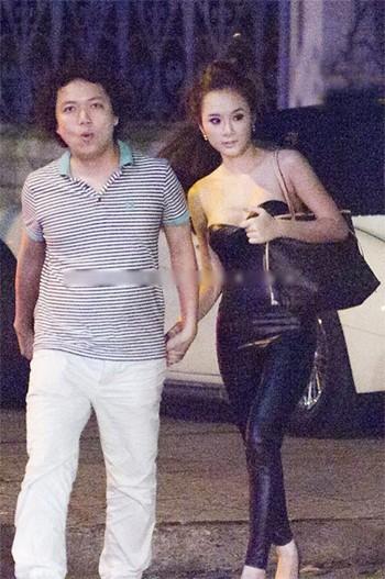 Tình trường yêu đại gia của Angela Phương Trinh - anh 2