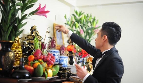 Toàn cảnh lễ rước dâu Tâm Tít - Ngọc Thành - anh 8
