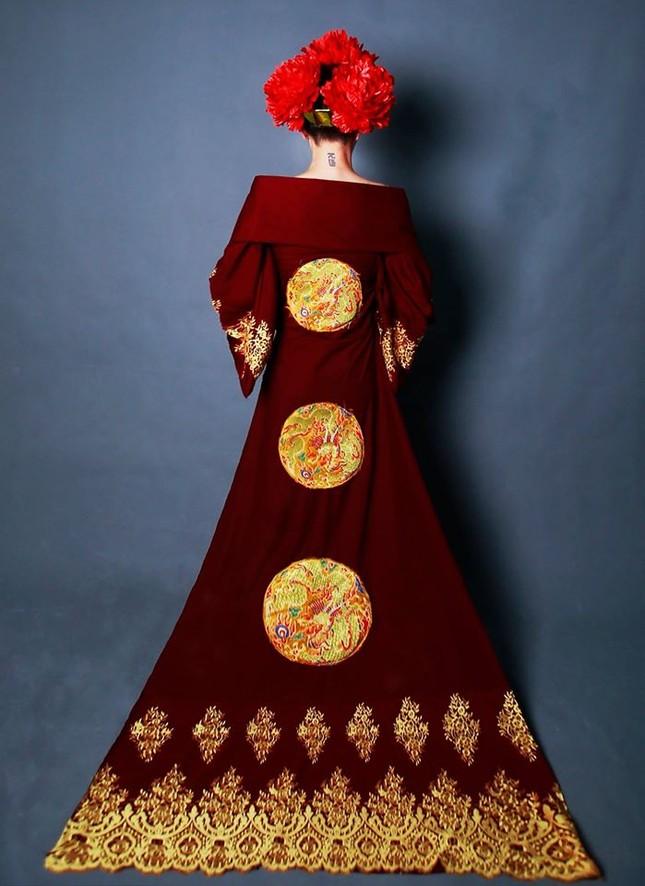 Kenny Sang mặc áo long bào trên 3 tỷ, hóa thân thành Võ Tắc Thiên, hy vọng Phạm Băng Băng mời đóng vai quý phi - anh 3