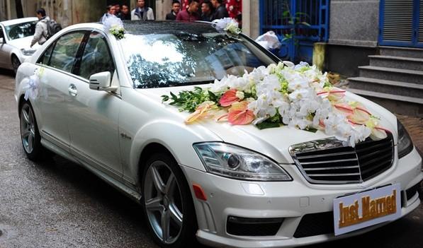 Toàn cảnh lễ rước dâu Tâm Tít - Ngọc Thành - anh 9