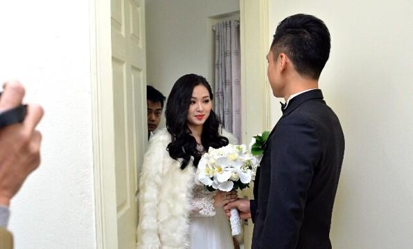 Toàn cảnh lễ rước dâu Tâm Tít - Ngọc Thành - anh 11