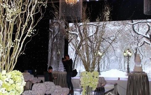 Khung cảnh tiệc cưới nguy nga như cung điện của Tâm Tít - anh 6